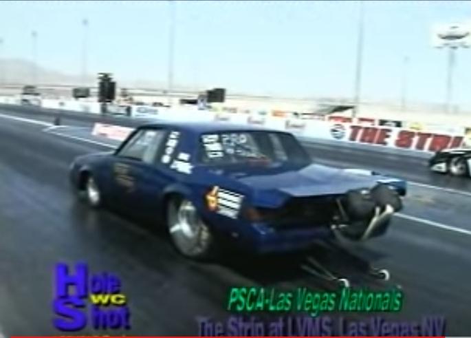 Twin Turbo Buick V6