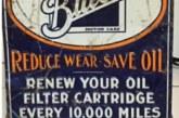 Vintage Looking Buick Signs