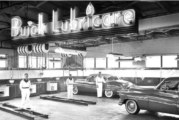Buick Dealership Neon Signs