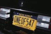 Buick GNX Owner Vanity License Plates
