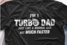 Black Turbo Regal Shirts