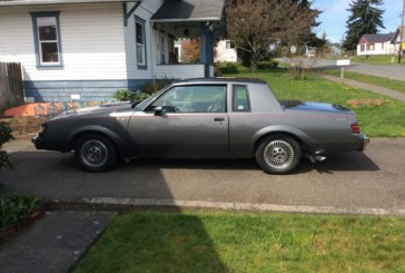 1985 Buick Regal T-Type