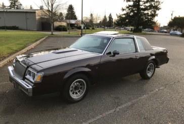 1987 Buick Turbo T