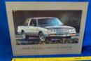 Buick Dealer Regal Promo Signs