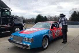 Richard Petty 1981 Buick Regal NASCAR Recreation