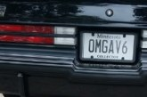 More Custom Buick Vanity Plates on Regal Vehicles