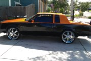 Two Tone Paint Ideas for Turbo Regals