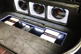 Trunk Speakers Subwoofer Layout Ideas