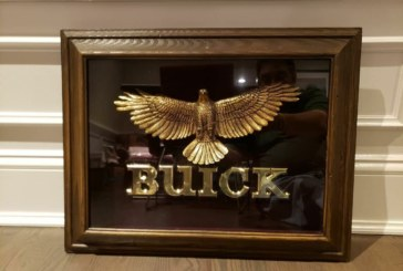 Assorted Buick Plaques