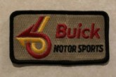 Vintage Buick Motorsports Type Patches & a Few Others