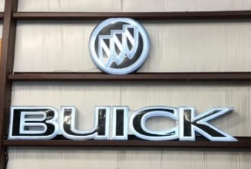 Old Buick Dealership Signs Would Look Cool in Your Garage!