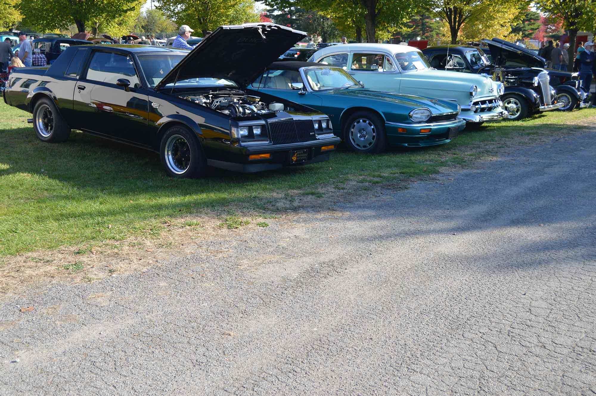 Grand National 1987 Buick GM Tire Pressure Door Decal Sticker Printed Regal T