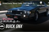 Brand New Buick GNX for Sale! Watch Jay Leno Drive it!
