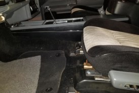 Need More Leg Room From Your Turbo Regal Seats? Here's a Solution!