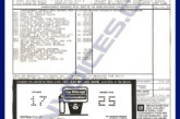 Buick Automobile Documentation (Dealer Invoice & Window Sticker)