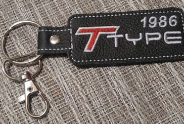 Buick T-Type & Turbo T Keychains