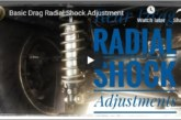 Basic Coil Over Shock Adjustment For Drag Radial Tires
