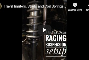 Front Suspension Basics For Drag Racing