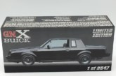GMP Epitome Exclusives Buick GNX Model #8003 Diecast Car Number #001 For Sale!