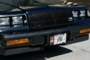 Vanity License Plates on the Buick GNX!
