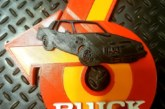 Buick Turbo 6 Power 6 Type Signs
