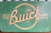 Buick Dealership Type Signs