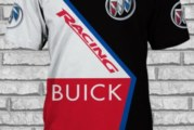 Buick Racing Style Shirts