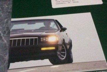 Buick Marketing & Product Information Brochures