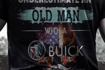 More Black Buick Shirts