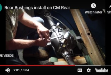 Replacing The Bushings on a 7.5 (10 Bolt) Rear End (video)