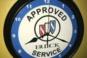 Cool Buick Wall Clocks