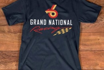 Buick Racing Themed T-Shirts