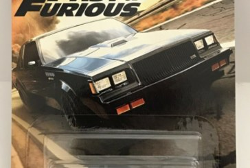 Hot Wheels Premium Fast & Furious Motor City Muscle '87 Buick Grand National GNX