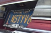 Nasty V6 Personal Buick License Plates!
