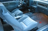 A Comparison of Seats in Turbo Buicks