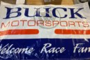 An Array of Buick Motif Banners