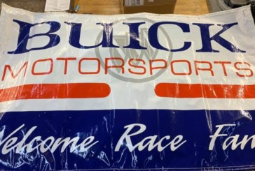 An Array of Buick Motif Banners