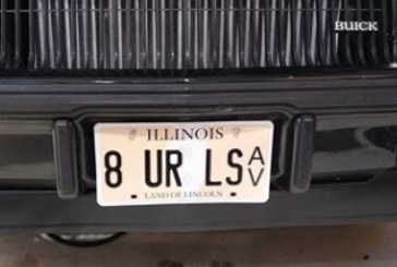 Crafty Turbo Buick Vanity License Plates