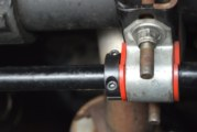 Rear Sway Bar Clamps Keeps ARB's in Their Place