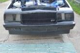 Buick Grand National Front Frame Brace & Fiberglass Bumper Install (Part D)