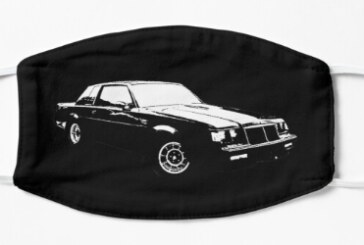 Buick Grand National Face Masks