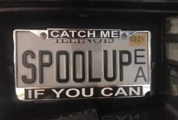 Buick V6 Vanity License Plates