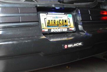 Lightup Buick Grill Emblem (That We Mounted Somewhere Else! & It's Way Too COOL!)