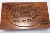 Buick Themed Plaques