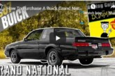 Tips on How To Purchase A Buick Grand National (video)