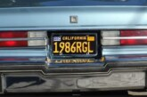 GR8 PL8s Buick Vanity License Tags
