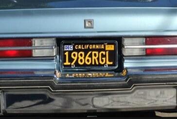 GR8 PL8s Buick Vanity License Tags