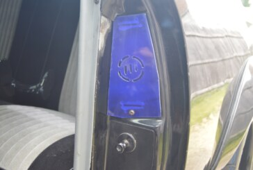 Custom LED Lighted Door Jamb Vents For a Buick Grand National