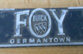 Buick Dealer Trunk Emblems