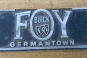 Buick Dealer Trunk Emblems